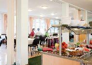 отель Wasa: Шведский стол