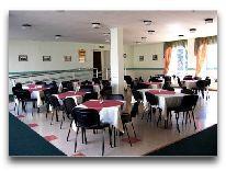 отель Wasa: Ресторан