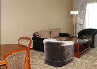 отель Watanchy: Гостинная номера Супер Люкс