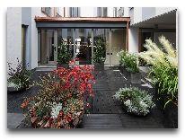 отель Wellton Centrum Hotel & Spa: Внутренний дворик