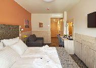 отель Wellton Hotel Riga & SPA: Номер Стандарт