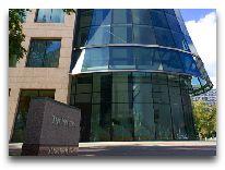 отель Westin: Вход в отель