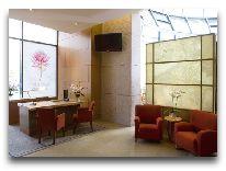 отель Westin: Лобби