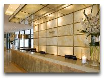 отель Westin: Ресепшен отеля