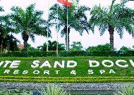 White sand Doc Let Resort
