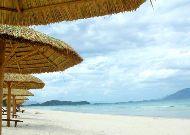 отель White Sand Doclet Beach Resort & Spa: Пляж -