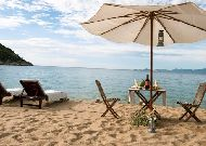 отель White Sand Doclet Beach Resort & Spa: Пляж