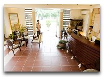 отель White Sand Doclet Beach Resort & Spa: Reception