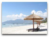 отель White Sand Doclet Beach Resort & Spa: На пляже