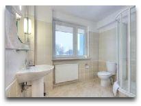 отель Wilanów by de Silva Hotel: Ванная комната
