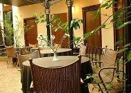отель Willa Mtiyebi: Кафе