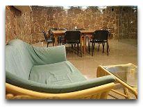 отель Willa Mtiyebi: Холл