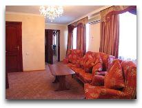 отель Yassy: Холл отеля
