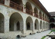 отель Yukhary-Karavansaray: Внутренний двор