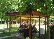 отель Yukhary-Karavansaray: Летний ресторан