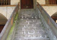 отель Yukhary-Karavansaray: Вход на второй этаж