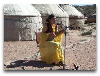отель Юртовый лагерь Манжылы-Ата