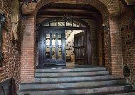 отель Zamek Ryn: Вход в крытый двор