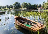 отель Zamek Ryn: Озеро