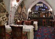 отель Zamek Ryn: Ресторан
