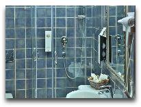 отель Zamek Ryn: Ванная в двухместного номера в вилле
