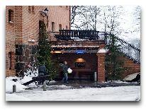 отель Zamek Ryn: Вход в отель