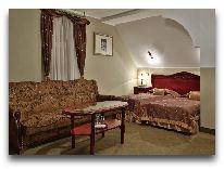 отель Zamek Ryn: Двухметсный номер на вилле