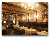 отель Замок Льва: Ресторан