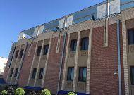 отель Zargaron Plaza: Фасад отеля