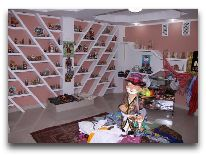 отель Zargaron Plaza: Сувенирный магазин