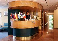 отель Zemaites: Холл отеля