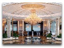 отель Zhumbaktas: Холл отеля