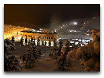отель Zirve Hotel: Зима в Шахдаге