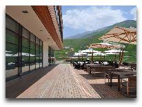 отель Zirve Hotel: Летняя терраса