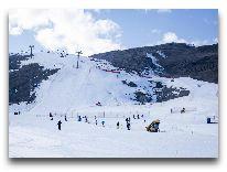 отель Zirve Hotel: Лыжная трасса