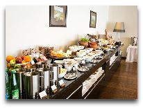 отель Zirve Hotel: Шведский стол