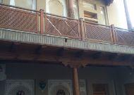 отель Ziyobaxsh: Внутренний дворик
