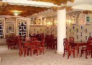 отель Ziyobaxsh: Ресторан