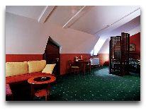 отель ZS Club: Номер люкс