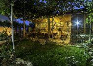отель Zuzumbo: Терраса в саду