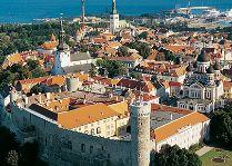 Эстония: общая информация, фото: Панорама города