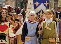 Эстония: общая информация, фото: Дни Cтарого города