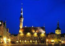 Эстония: общая информация, фото: Ратуша
