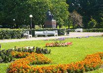 Эстония: общая информация, фото: Парк Кадриорг