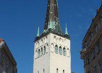 Эстония: общая информация, фото: Церковь Св. Олафа