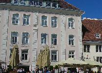 Эстония: общая информация, фото: Рестораны на Ратушной площади