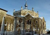 Эстония: общая информация, фото: Церковь города Нарва