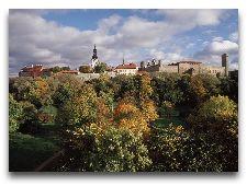 Эстония: общая информация, фото: Парк Таллинна