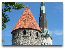 Эстония: общая информация, фото: Башни Таллинна