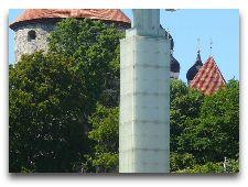 Эстония: общая информация, фото: Площадь свободы